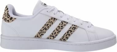 Adidas Grand Court - White (FW9778)