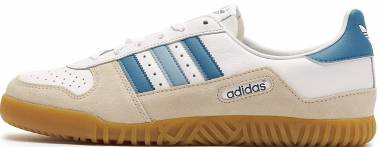 Adidas Indoor Comp SPZL - White Ftwwht Supcol Cbrown Ftwwht Supcol Cbrown (B41820)