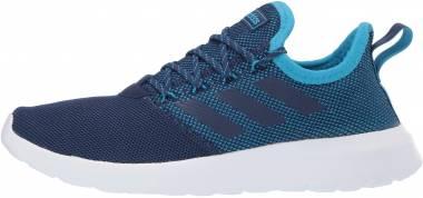 Adidas Lite Racer Reborn - Dark Blue/Dark Blue/Shock Cyan