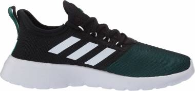 Adidas Lite Racer Reborn - Core Black / Footwear White / Glory Green (EG3267)