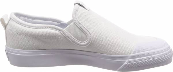 Adidas Nizza Slip-On White