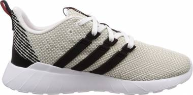 Adidas Questar Flow - White/Black/Raw White