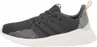 Adidas Questar Flow - Core Black / Grey Six / Dust Pink