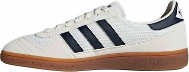 Adidas Wilsy SPZL Bianco (Off-white/Ntnavy/Owhite Owhite/Ntnavy/Owhite) Men