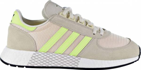 Adidas Marathon Tech - Clear Brown Hi Res Yellow Ecru Tint (G27418)