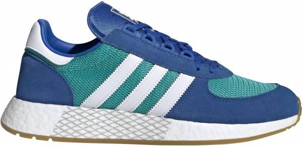 Adidas Marathon Tech - vert turquoise/blanc/bleu (EE4918)