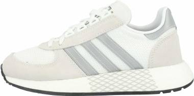 Adidas Marathon Tech - Footwear White / Silver Metal / Core Black
