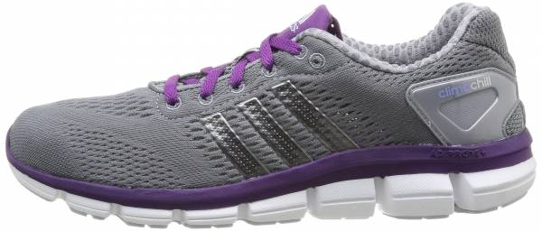 Adidas Climacool Ride woman tech grey f12 / neo iron met. f11 / tribe purple s14