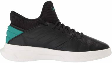 Adidas Fusion Storm - Black/Black/Active Green (F36220)