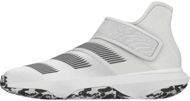 Adidas Harden B/E 3 - White Black Grey