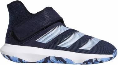 Adidas Harden B/E 3 - Collegiate Royal Blue Glow Blue 2