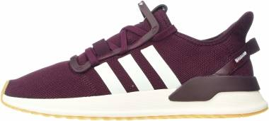 Adidas U_Path Run - Maroon/Off White/Gum (EG7803)