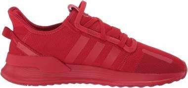 Adidas U_Path Run - Scarlet/Scarlet/Scarlet (FV9020)