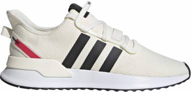 Adidas U_Path Run - Off White Black Shock Red