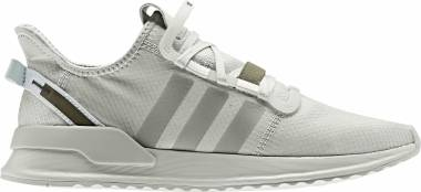 Adidas U_Path Run - Grey Ash Silver Ash Silver Raw Khaki 10013284 (EE4467)
