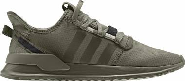 Adidas U_Path Run - Green Raw Khaki Raw Khaki Core Black 10013284 (EE4466)