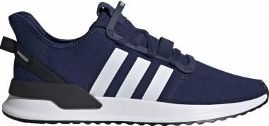 Adidas U_Path Run - BLUE/WHITE/BLACK (EE7341)