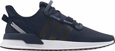 Adidas U_Path Run - Bleu Marine Noir Blanc (EE7162)