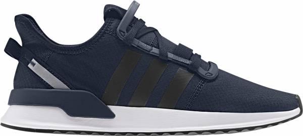 Adidas U_Path Run - Bleu Marine Noir Blanc