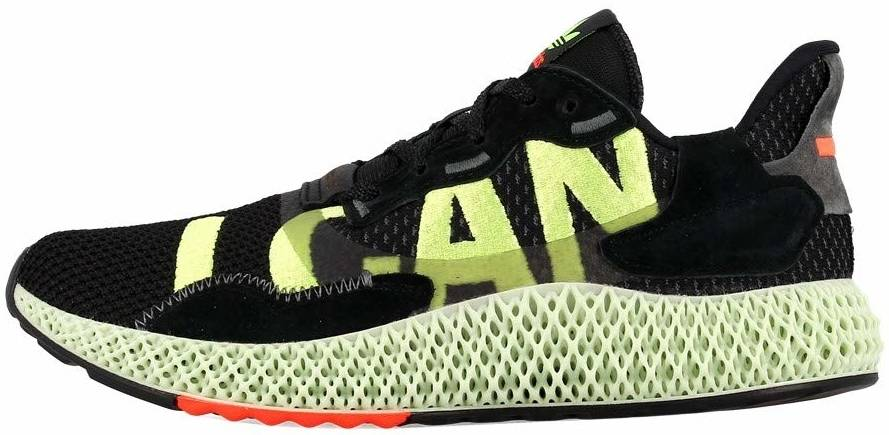 Adidas ZX 4000 4D sneakers in 6 colors (only $150) | RunRepeat
