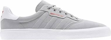 Adidas 3MC - Grey White Scarlet