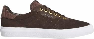 Adidas 3MC - Brown/White/Gold Metallic (EE6079)