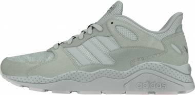 Adidas Crazychaos - Ash Silver / Ash Silver / Raw White