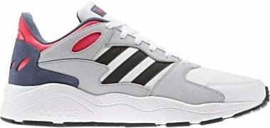 Adidas Crazychaos - White/Black/Shock Red