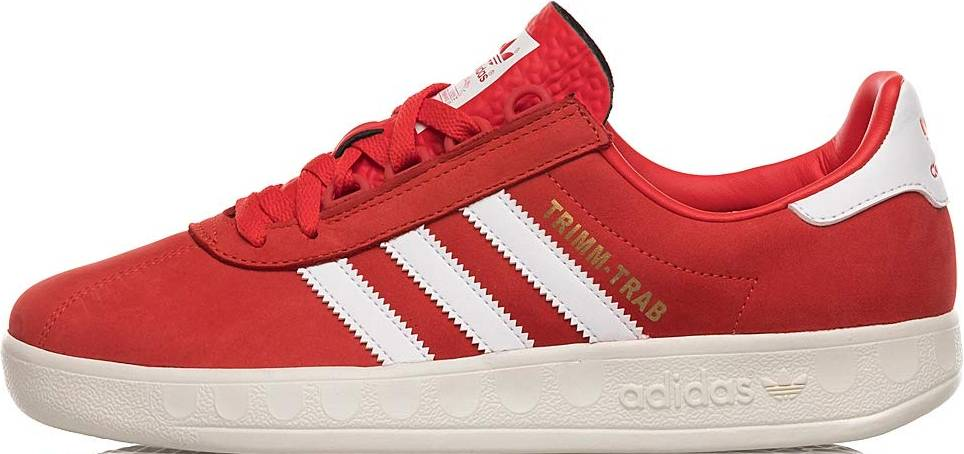 florero ignorar solicitud  Adidas Trimm Trab sneakers in red + blue (only $45) | RunRepeat
