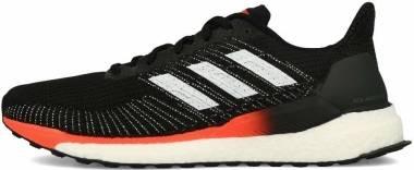 Adidas Solar Boost 19 - Noir Blanc Rouge Solaire (EG8086)