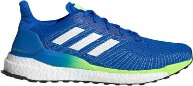 Adidas Solar Boost 19 - Glory Blue Ftwr White Signal Green (EE4326)