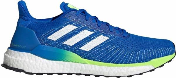 Adidas Solar Boost 19 - Glory Blue Ftwr White Signal Green