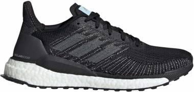 Adidas Solar Boost 19 - Black Black Foncã Bleu Vif (EF1416)