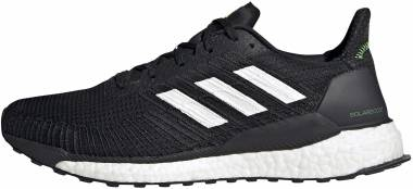 Adidas Solar Boost 19 - Core Black / Ftwr White / Signal Green (FW7814)