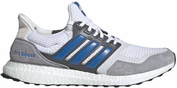 Adidas Ultraboost S&L - Cloud White / True Blue / Grey One