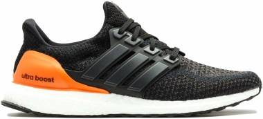 Adidas Ultraboost 2.0 - core black, orange (BB0801)