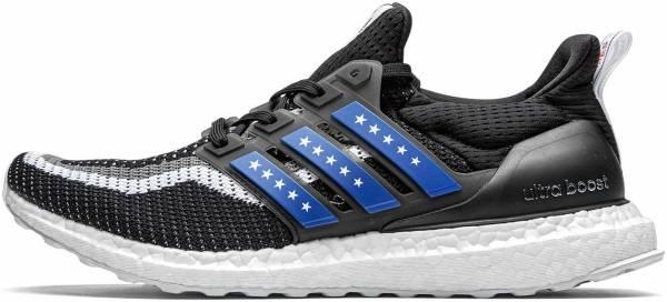 Adidas Ultraboost 2.0 - Cblack,blue,scarle (EG8100)