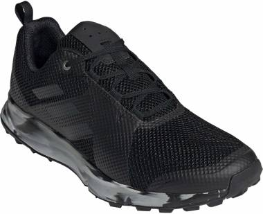 adidas sportliche Herren Trailrunning Schuhe Terrex Two Blau