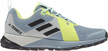 Adidas Terrex Two - Ash Grey/Black/Hi-res Yellow (BC0512)