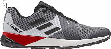 Adidas Terrex Two - Grey Three/Black/Active Red (BC0499)