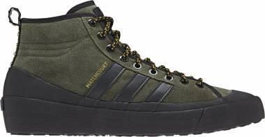Adidas Matchcourt High RX3 - Base Green/Carbon/Black
