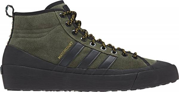 Adidas Matchcourt High RX3 - Base Green/Carbon/Black