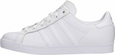Adidas Coast Star - Ftwr White / Ftwr White / Grey Two