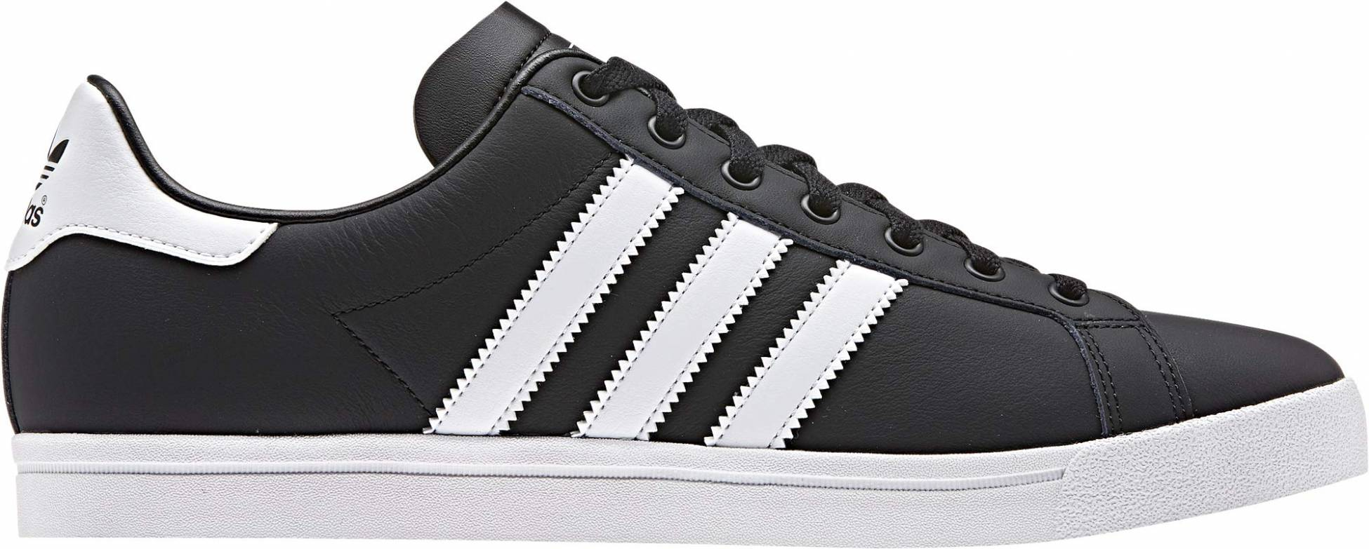 Una efectiva plataforma Martin Luther King Junior  Adidas Coast Star sneakers in 5 colors (only $47) | RunRepeat