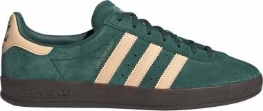 Adidas Broomfield - Collegiate Green Glow Orange Footwear White