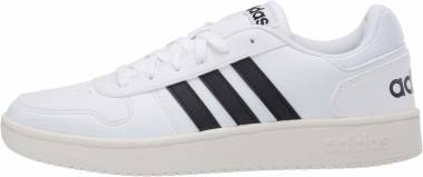 Adidas Hoops 2.0 - Ftw Bla Negbás Blanub (EG3970)