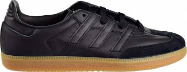 Adidas Samba OG MS - Core Black / Core Black / Gum