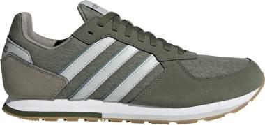 Adidas 8K - Green Basgrn Ashsil Tracar Basgrn Ashsil Tracar