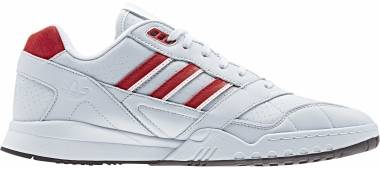 Adidas A.R Trainer - Blue Tint Scarlet Cloud White (EE5399)