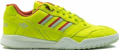 Adidas A.R Trainer - Semi Solar Yellow / Lush Red-vapor Green